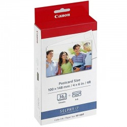 multipack canon kp-36ip...