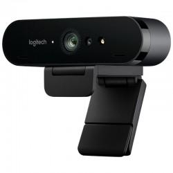 webcam logitech brio -...