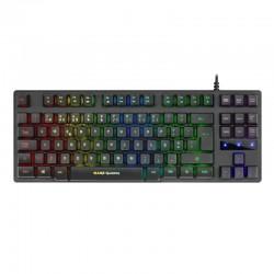 teclado en portugués gaming...