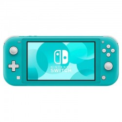 nintendo switch lite azul...