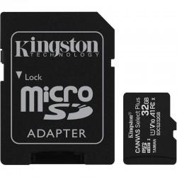 tarjeta microsd hc 32gb +...
