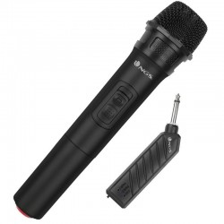 microfono wireless dinamico...