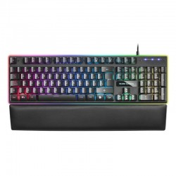 teclado gaming semimecánico...
