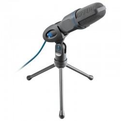 micrófono trust trípode 23790