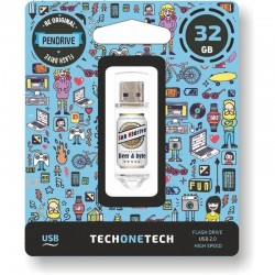 pendrive 32gb tech one tech...