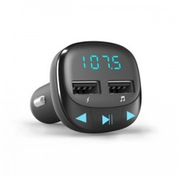 car transmitter fm black