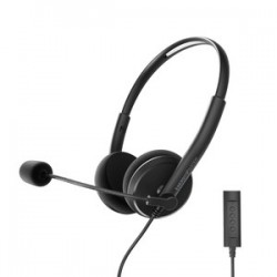 headset office 2+ black