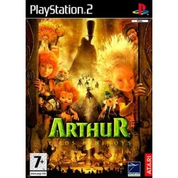 arthur y los minimoys ps2