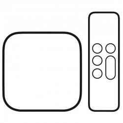 apple tv hd/ 4k/ 32gb