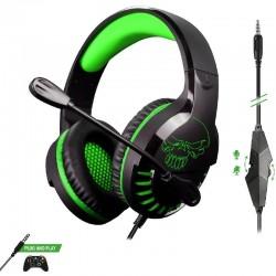 auriculares gaming con...