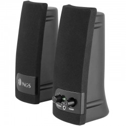 altavoces 2.0 ngs sb150 negro