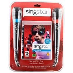 singstar + 2 microfonos