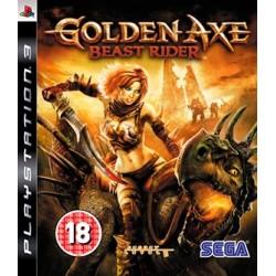 goldenaxe beast rider ps3