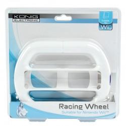 volante wii racing wheel...
