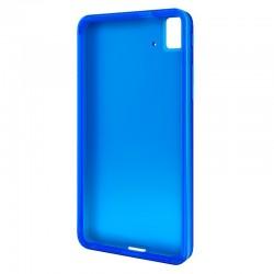 funda bq e4 azul compatible