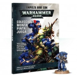 revista primer golpe warhammer