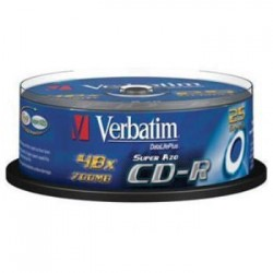 cd-r 700mb verbatim 52x...