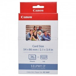multipack canon kc-36ip...