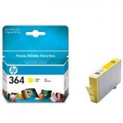cartucho amarillo hp nº364...