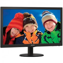 monitor led philips v-line...