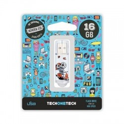 pendrive 16gb tech one tech...