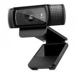 webcam logitech hd pro c920...