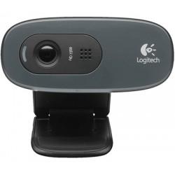 webcam logitech c270 hd negra