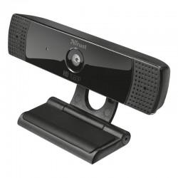webcam con microfono trust...
