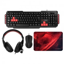 kit mars gaming teclado +...