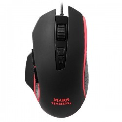 ratón mars gaming mm018 -...