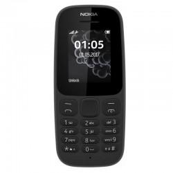 telefono nokia 105 black -...