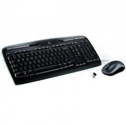 teclado + raton logitech...