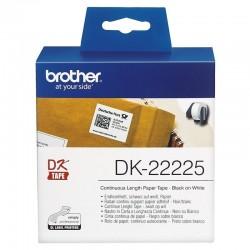 etiquetas brother dk22225...
