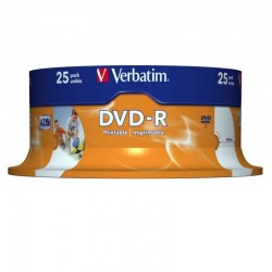 dvd-r verbatim 4.7gb 16x...