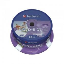 tarrina de dvd doble capa...