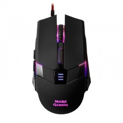 ratón mars gaming mm116 -...